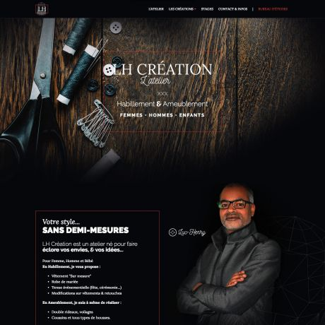 image : lh creation homepage.jpg